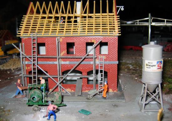 Maison en construction for Album photo construction maison